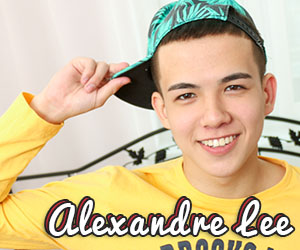 Alexandre Lee cute boy gay