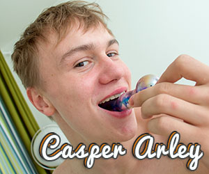 Kasper Arley sexy teen gay